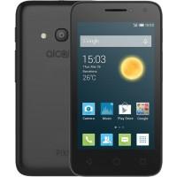 Alcatel 4034D PIXI 4 volcano black Мобильный телефон