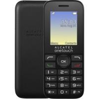 Alcatel 1016D black Мобильный телефон