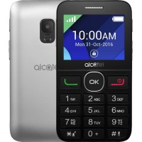 Alcatel 2008G silver Мобильный телефон