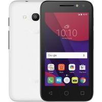 Alcatel 4034D PIXI 4 pure white Мобильный телефон