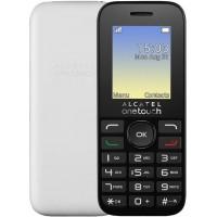 Alcatel 1020D white (без з/у) Мобильный телефон