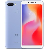 Xiaomi Redmi 6 32Gb EU blue Смартфон