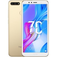 Huawei Honor 7C 3/32Gb RUS gold Смартфон