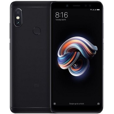 Xiaomi Redmi Note 5 4/64Gb CN black Смартфон