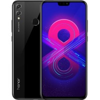 Huawei Honor 8X 4/64Gb RUS black Смартфон