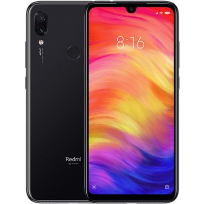 Xiaomi Redmi Note 7 4/64 EU1 black Смартфон