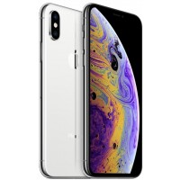 Apple iPhone X 256GB silver EU Смартфон
