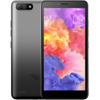 ITEL A52 Lite shadow black Смартфон
