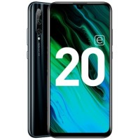 Honor 20E 4/64Gb midnight black (HRY-LX1T) RUS Смартфон
