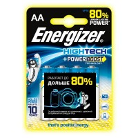 Energizer AA High Tech Батарейка щелочная