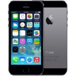Apple iPhone 5S 16Gb Space Gray (ME432RU/A) Смартфон