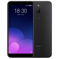 Meizu M6T 16Gb RUS black Смартфон