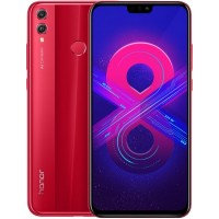 Huawei Honor 8X 4/64Gb RUS red Смартфон