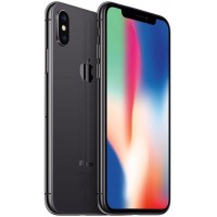 Apple iPhone X 64GB space gray EU Смартфон
