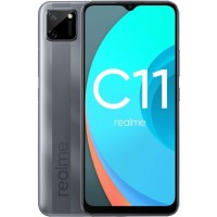 Realme C11 2/32Gb pepper grey (RMX2185) RUS Смартфон