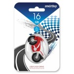 Smart Buy 16Gb Wild series Motobike usb-флеш