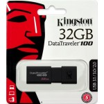 Kingston DT100 G3 32GB usb-флеш 3.0