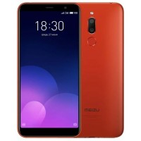 Meizu M6T 16Gb RUS red Смартфон