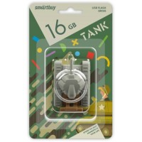 Smart Buy 16Gb Wild series Танк (SB16GBTN) usb-флеш