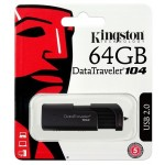 Kingston 64GB DT104 usb-флеш 2.0