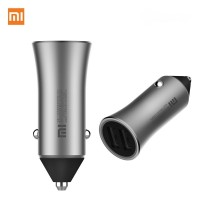 АЗУ Xiaomi Car Charger 18W Quick Charger (серебро) CC05ZM