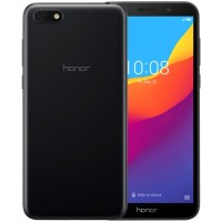 Honor 7S 1/16GB RUS black Смартфон