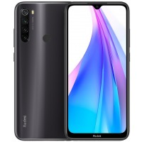 Xiaomi Redmi Note 8T 4/64Gb RUS moonshadow grey Смартфон