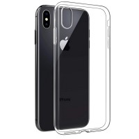 Задняя накладка iPhone XR (прозрачная)
