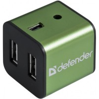 USB-HUB Defender Quadro Iron