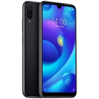 Xiaomi Mi Play 4/64Gb RUS black Смартфон