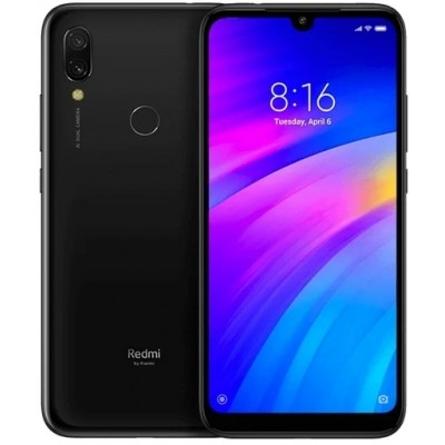 Xiaomi Redmi 7 2/16GB EU black Смартфон