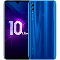 Huawei Honor 10 lite 3/32Gb RUS1 blue Смартфон