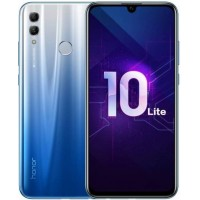 Honor 10 lite 3/32Gb RUS sky blue Смартфон