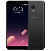 Meizu M6S 3/64GB EU1 black Смартфон