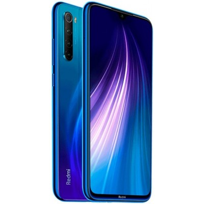 Xiaomi Redmi Note 8 6/64Gb EU1 blue Смартфон