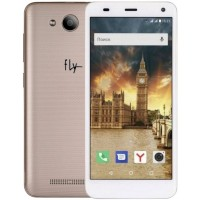 Fly Life Compact LTE champagne Смартфон