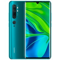 Xiaomi Mi Note 10 6/128Gb aurora green EU1 Смартфон