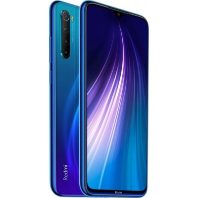 Xiaomi Redmi Note 8 4/128Gb RUS neptune blue Смартфон