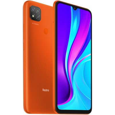 Xiaomi Redmi 9C 2/32Gb NFC sunrise orange RUS Смартфон