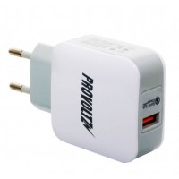 СЗУ с USB выходом (1USB, 5V-3A, 9V-2.5A, 12V-2A) Quick Charge 3.0 Provoltz