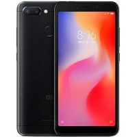 Xiaomi Redmi 6 32Gb EU black Смартфон