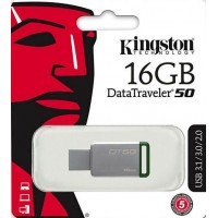 Kingston 16Gb DT50 usb-флеш USB 3.0