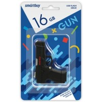 Smart Buy 16Gb Wild series Пистолет (SB16GBGN) usb-флеш