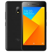 ITEL A16 Plus phantom black Смартфон