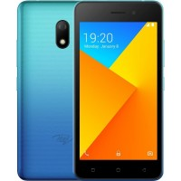 ITEL A16 Plus peacock blue Смартфон