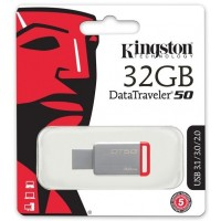 Kingston 32GB DT50 usb-флеш 3.0