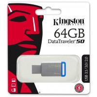 Kingston 64GB DT50 usb-флеш 3.0