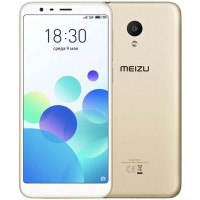 Meizu M8c 16Gb RUS gold Смартфон