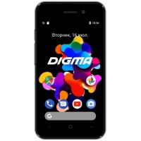 Digma Hit Q401 gray Смартфон