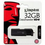 Kingston DT104 32GB usb-флеш